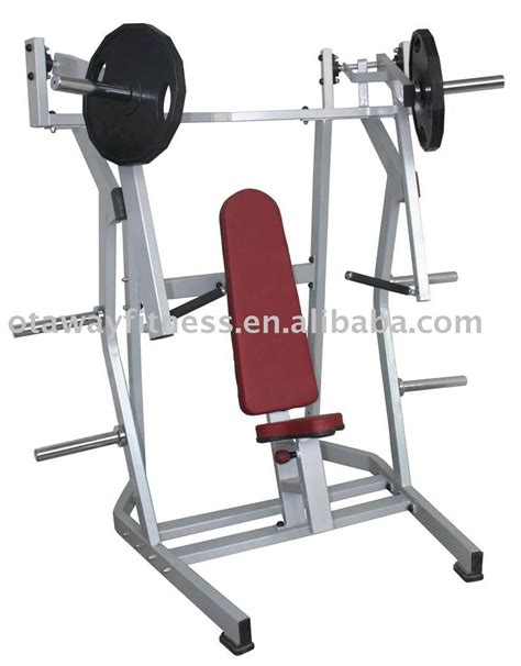 plate loaded bench press machine alibaba manufacturer directory suppliers manufacturers exporters importers