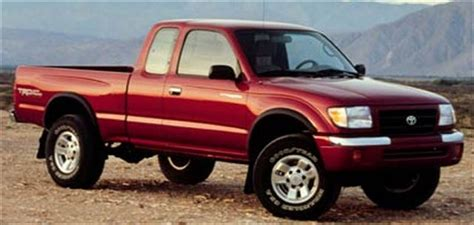 1998 Toyota Tundra Toyota Tundra 1998 Reviews Prices Ratings With Various
