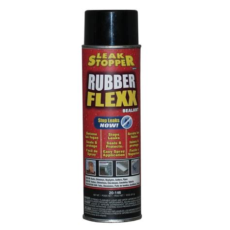 Plumbing Stop Leak Spray by Shop Leak Stopper 18 Fl Oz Waterproofer Roof Sealant At