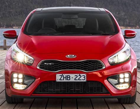 Kia Australia Warranty Kia Introduces Seven Year Warranty