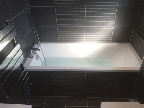 tiled panels bathroom bathroom installation monton artisan bathrooms