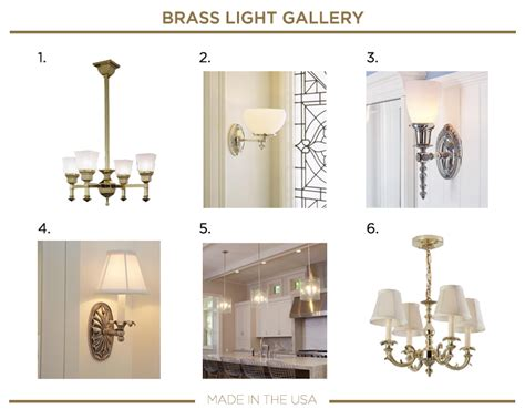 brass light gallery your ultimate guide to lighting made in the usa the