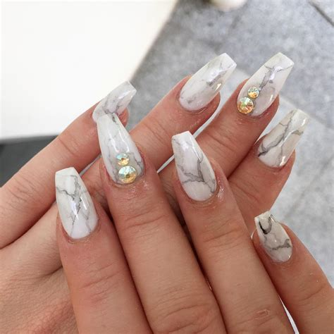 Acrylic Nail 27 simple acrylic nail designs ideas design trends