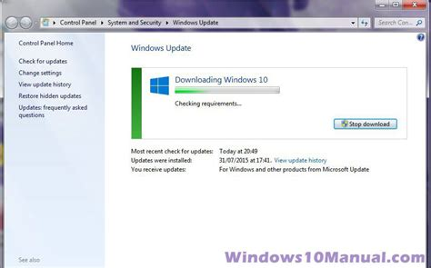 installing new windows for winter follow our guide on how how to upgrade to windows 10 windows 10 manual