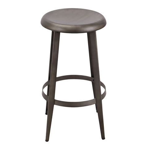26 inch counter stools adeco 26 inch bronze color metal counter stool ch0226 7