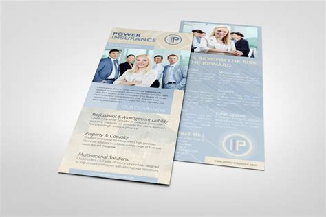free rack card psd templates rack card mockup graphicriver products mock up