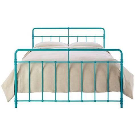 Turquoise Bed Frame Furniture Everything Turquoise