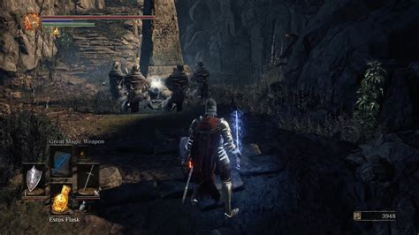 ds3 deacons of the deep dark souls 3 cathedral of the deep walkthrough polygon