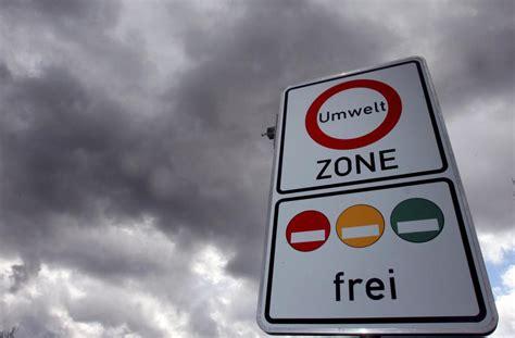 Feuerwehr Aufkleber Auto Erlaubt by Ratgeber Umweltzone Nicht F 252 R Alle Autos Ohne Plakette