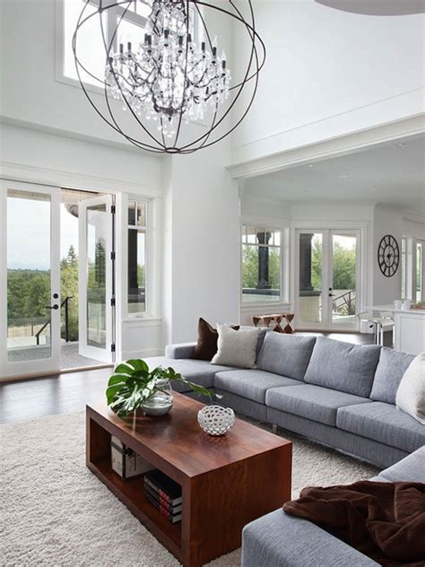 Living Room Chandeliers Contemporary Chandeliers That Can Put Any Room D 233 Cor The Top
