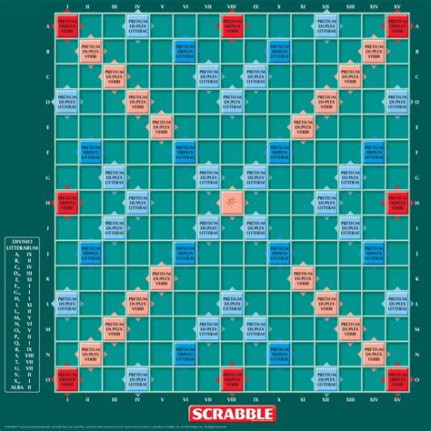ace scrabble board