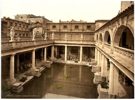 Ancient Detoxing by File Baths C1900 1 Jpg Wikimedia Commons