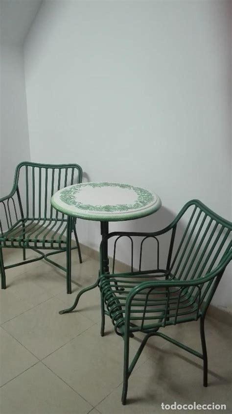 muebles de jardin segunda mano sillas mesa jard 237 n de unopiu muebles jardin comprar