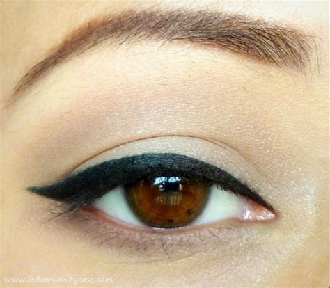 eyeliner tutorial indian 7 different eyeliner styles best suited for indian eyes