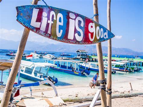 gili islands  mindful