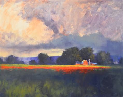 Landscape Paintings How To 7 Steps To Create A Landscape Painting