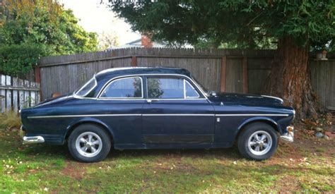1967 volvo 122s sports coupe 2 door 4 speed stick