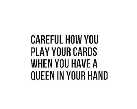 Play Your Cards Right Quotes play your cards right quotes quotesgram