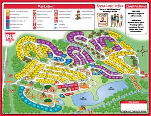 cgrounds in map brookville ohio cground dayton koa