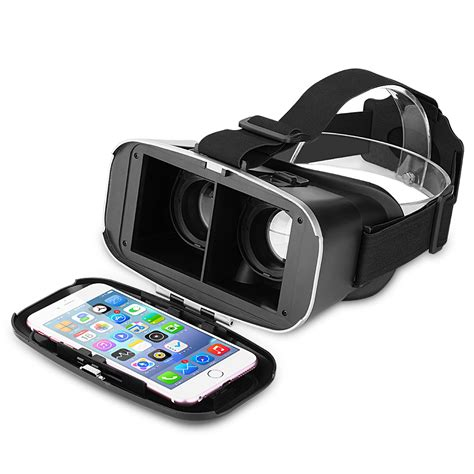 iphone vr 3d vr box reality vr glasses headset for iphone android ios ebay