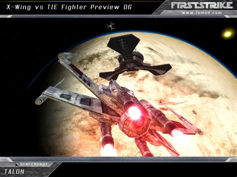 x wing vs tie fighter map screenshots image strike