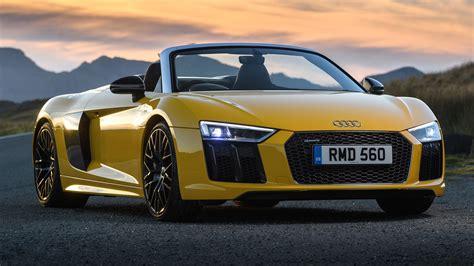 Audi R8 Spyder Bilder by Audi R8 V10 Spyder Images Gendiswallpaper