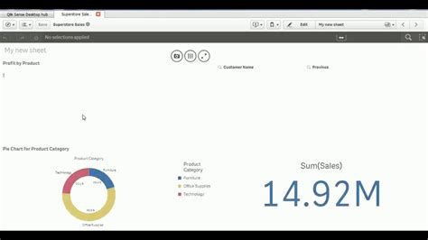 qlik sense server tutorial qlik sense tutorial smart search youtube
