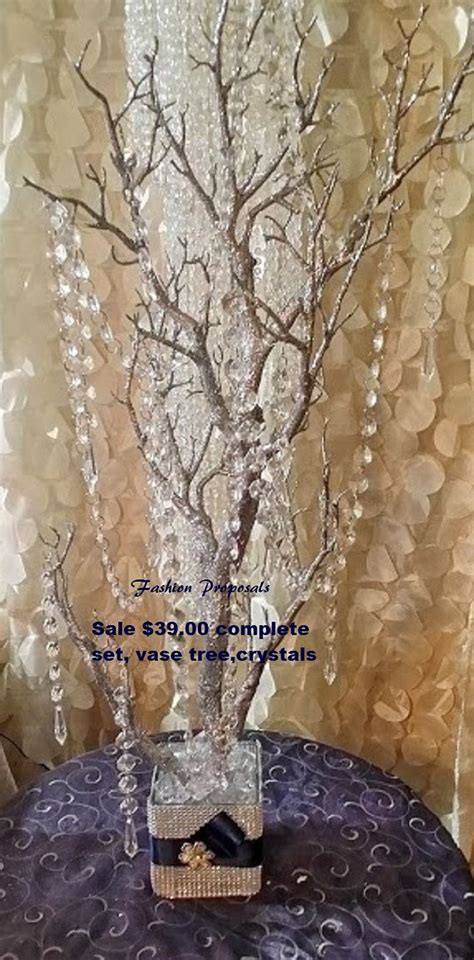manzanita tree centerpieces for sale sale bling manzanita tree centerpiece silver glitter bling centerpiece bling wishing tree with