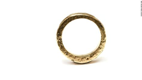 89 where did the tradition of wedding rings come from
