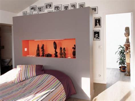 Tete De Lit Dressing 4699 by La Chambre Parentales Agencement Installation D Un