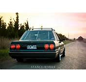 The 80s Are Forever  Mark Crawfords R31 Skyline Stance Works