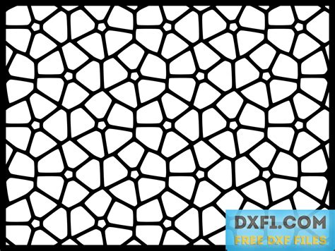 x pattern download voronoi pattern dxf x free dxf files free cad software