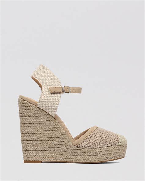 Sandal Wedges Lk Putih lucky brand platform wedge espadrille sandals lk reandra