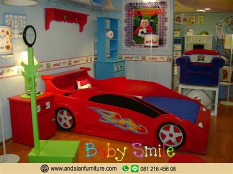 Ranjang Anak Bentuk Mobil tempat tidur mobil anak ranjang kasur oleh deni restianto