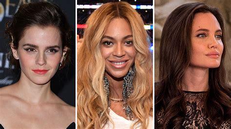 emma watson voice acting 30 celebrities offer up female empowerment feminist