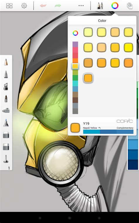 sketchbook pro no pressure sensitivity 5 must android apps for designers