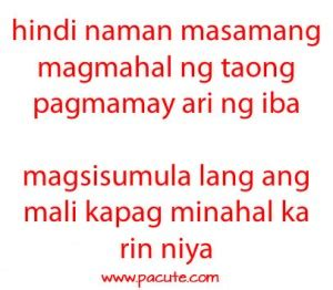 Letter Quotes Tagalog Broken Quotes Sad Letter Quotesgram