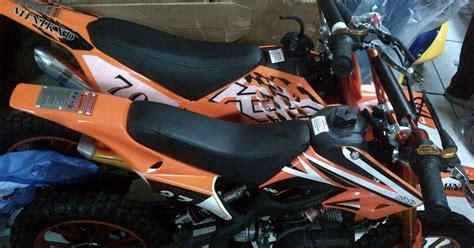 Tromol Rem Depan Ban Atv 110cc Lobang 4 toko motor atv trail 50cc