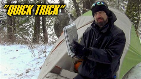 8 Clever Clothing Tricks To Keep Warm by How To Stay Warm With A Car Sunshade Trick