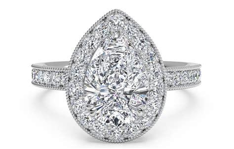 Trending: Pear Shaped Engagement Rings   Ritani