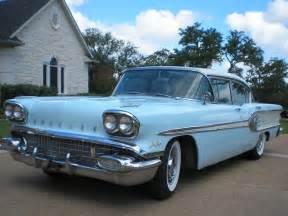 1958 Pontiac Chief 1958 Pontiac Chief Classic Cars