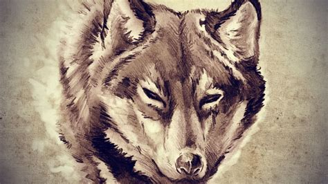 wolf tattoo meanings youqueen