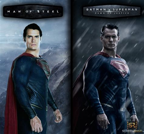 Kaos Superman Of Steel Edition 17 which superman suit do you prefer dc cinematic