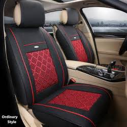 Car Seat Covers For Nissan Tiida Front Rear Special Leather Car Seat Covers For Nissan