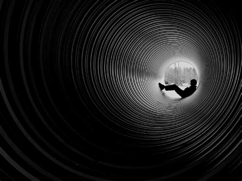 light at the end of the tunnel light at the end of the tunnel by juhan on deviantart