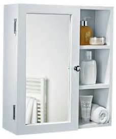 bathroom shelves india buy single mirror bathroom cabinet with shelves white at