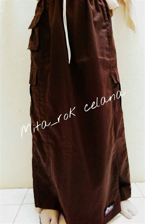 Rok Celana Kulot Rok Celana Cutbray Rok Kulot Celana Kulot D 217 rok celana lapang model ukuran rok celana lapang