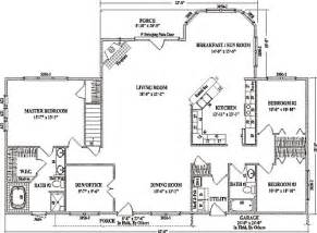 Ranch Plans With Open Floor Plan by Ranch House Plans With Open Floor Plan Vastu House Plans
