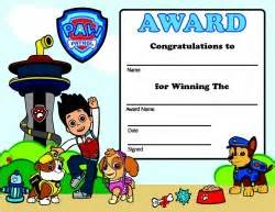 award paw patrol awards free printable ideas family shoppingbag