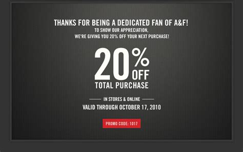 abercrombie online coupon 2017 free printable coupons walmart save money with abercrombie and fitch coupons coupon